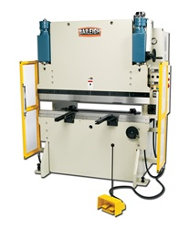 "Baileigh BP-5060NC, CNC Hydraulic Brake Press (50 Ton x 60"")"