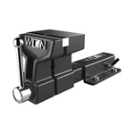 "Wilton ATV, 6"" All Terrain Vise ~ Hitch Mount Vise with Bench Mounting Bracket"