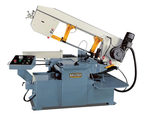 Bs 20sa Dm Dual Mitering Semi Automatic Horizontal Band Saw