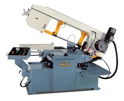 BS-20SA-DM, Dual-Mitering Semi-Automatic Horizontal Band Saw