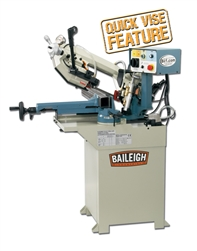Baileigh BS-210M, Horizontal Band Saw