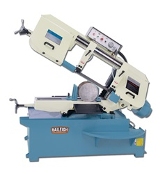 Baileigh BS-330M, Mitering Horizontal Band Saw