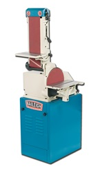 Baileigh DBG-106, Combination Belt & Disc Grinder