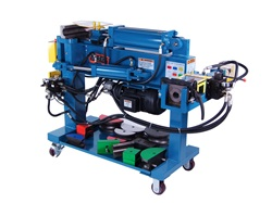 Baileigh EB-300, Exhaust Tubing Bender