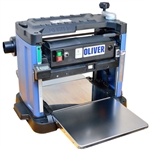 "Oliver 12.5"" Helical Bench Top Planer (2 HP, 1 Ph, 115V)"