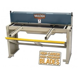 "SF-5216, 52"" x 16 Ga. Metal Foot Shear"