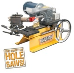 TN-300, Tube & Pipe Notcher (Hole Saw Type)