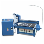 Baileigh WR-84V, CNC Router Table