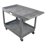 JET PC-37x25, Resin Utility Cart