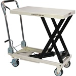 JET SLT-660F, Scissor Lift Table with 660-lb. Capacity