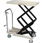 JET DSLT-770, Double Scissors Lift Table with 770-lb. Capacity