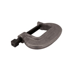 "Wilton 6-FC, ""O"" Series C-Clamp - Full Closing Spindles, 0"" - 6-1/2"" Jaw Opening, 3-3/8"" Throat Depth"