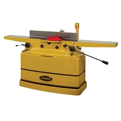 "Powermatic PJ-882HH, 8"" Parallelogram Jointer with Helical Cutterhead (2HP, 1Ph., 230V)"