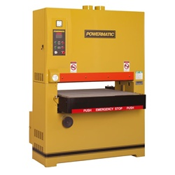 "Powermatic WB-37, 37"" Wide Belt Sander - 20HP, 3PH, 230/460V, with DRO"