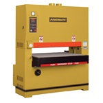 "Powermatic WB-43, 43"" Wide Belt Sander - 25HP, 3PH, 230/460V, with DRO"