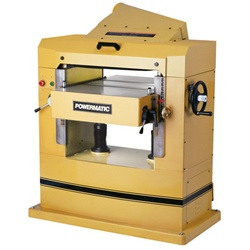 "Powermatic 201HH, 22"" Planer w/ Helical Cutterhead (7.5 HP, 1 Ph., 230V)"