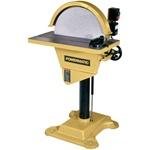 "DS20, 20"" Disc Sander, 2HP 1PH 230V"