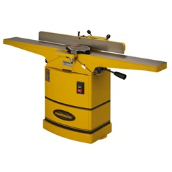 "Powermatic 54HH, 6"" Jointer with Helical Cutterhead (1HP, 1Ph., 115/230V)"