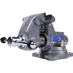 "Wilton 1745, 4.5"" Tradesman Vise with Swivel Base"