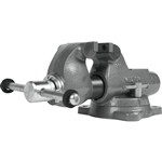 "Wilton 300S Machinists' Bench Vise Swivel Base, 3"" Jaw Width, 4-3/4"" Jaw Opening, 2-5/8"" Throat Depth"