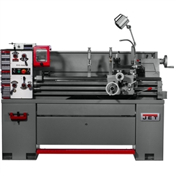 "JET EVS-1440B, 14"" x 40"" Electronic Variable Speed Lathe with Stand"