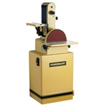 "Powermatic Model 31A, 6"" x 48"" Belt and 12"" Disc Sander (1 or 3 Phase)"