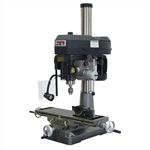 "JET JMD-18PFN Mill/Drill with Power Downfeed and Acu-Rite ""VUE"" DRO"