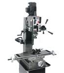 JET JMD-45GH Geared Head Square Column Mill/Drill  (1-1/2HP, 1Ph, 115/230V)
