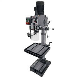 "JET GHD-20T, 20"" Geared Head Tapping Drill Press (2HP, 3 Ph. 230V)"