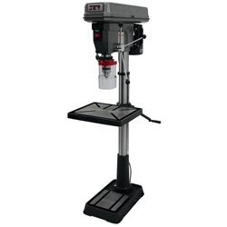 "JET JDP-20MF, 20"" Floor Model Drill Press (1.5HP, 1 Ph. , 115/230V)"