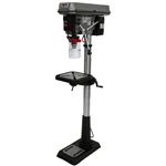 "JET J-2500, 15"" Step Pulley Drill Press (Floor Model)"