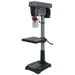 "JET J-2550, 20"" Floor Model Step Pulley Drill Press (1 HP, 1 Ph., 115/230V)"