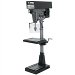 "JET 15"" Variable Speed Floor Model Drill Presses, J-A5816 & J-A5818"