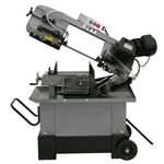 "JET HVBS-710SG, 7"" x 10-1/2"" Geared Head Mitering Bandsaw"