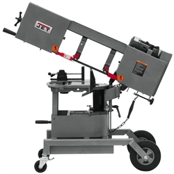 JET HVBS-8-DMW, Portable Dual Mitering Bandsaw