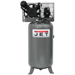 JET JCP-801, 80 Gallon Vertical Air Compressor (Two-Stage, 5HP, 1 Ph.)