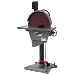 "JET ""J-4421 Series"" Industrial 20"" Disc Sander"