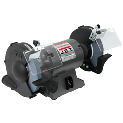 "JET JBG-10B Bench Grinder (10"" x 1"" Wheel, 1-1/2 HP)"