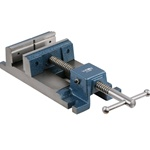 "Wilton 1445, 4.5"" Drill Press Vise with Rapid-Acting Nut"