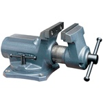 "Wilton SBV-100, 4"" Super-Junior Vise with Swivel Base"