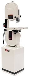 "JET JWBS-14CS, 14"" Closed Stand Bandsaw (1 HP, 1 Ph, 115/230V)"