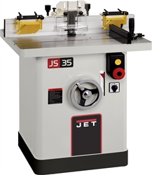 JET JWS-35X3-1 Industrial Shaper (3 HP, 1 Ph.)