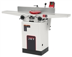 "JET JJ-6HHDX, 6"" Long Bed Jointer with Helical Head Kit"