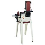 "JET JSG-96OS, 6"" x 48"" Belt / 9"" Disc Sander w/ Open Stand (3/4-HP, 1Ph, 115V)"