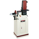 "JET JSG-96CS, 6"" x 48"" Belt / 9"" Disc Sander w/ Closed Stand (3/4-HP, 1 Ph, 115V)"