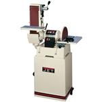 "JET JSG-6CS, 6"" x 48"" Belt / 12"" Disc Sander w/ Closed Stand (1.5 HP, 1 Ph., 115/230V)"