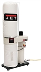 JET DC-650 Dust Collector w/ 30-Micron Bag Filter Kit