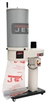 JET DC-650CK Dust Collector w/ 2-Micron Canister Filter Kit