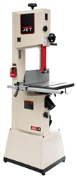 "JET JWBS-14SFX, 14"" Vertical Bandsaw (1.75 HP, 1 Ph., 115/230V)"