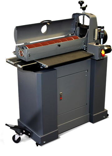 Supermax 25 50 drum sander w closed stand - Lijadora de pared segunda mano ...